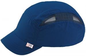 Ochrona głowy/twarzy Czapka VOSS-Cap nowoczesny styl, niebieska czapka