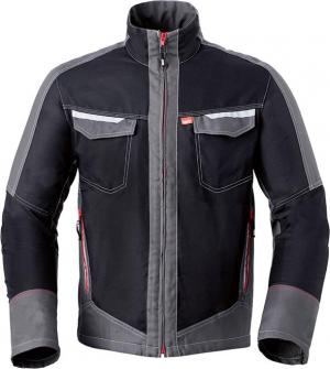 Kurtki i płaszcze Długa kurtka Attitude, rozmiar 2XL, czarny/szary węglowy 2xl,