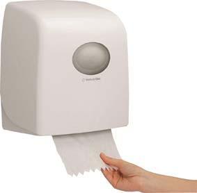 Bez kategorii Dozownik ręczników papierowych AQUARIUS aquarius,