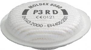 Ochrona dróg oddechowych Filtr 8080, P3RD dla serii5000+8000