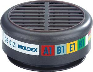 Ochrona dróg oddechowych Filtr 8900 A1B1E1K1 dla serii 8000