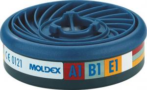 Ochrona dróg oddechowych Filtr 9300, A1B1E1 dla serii 7000+9000