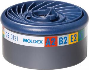Ochrona dróg oddechowych Filtr 9800, A2B2E2K2 dla serii 7000+9000 (PU 8szt)