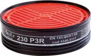 """Ochrona dróg oddechowych Filtr przeciwpyłowy P3R D 230, op. 2szt """"230"""""""