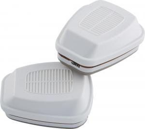 Ochrona dróg oddechowych Filtr zapasowy 6095, A2P3 R