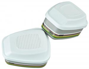 Ochrona dróg oddechowych Filtr zapasowy 6099 ABEK2P3R