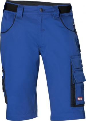 Odzież robocza FORTIS Bermudy męskie 24, niebieskie/czarne, roz. 64 bermudy