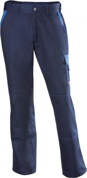 Odzież robocza FORTIS spodnie Basic 24, niebieski, roz. 64 basic