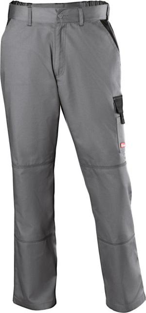 Odzież robocza FORTIS spodnie Basic 24, szara, roz. 62 basic