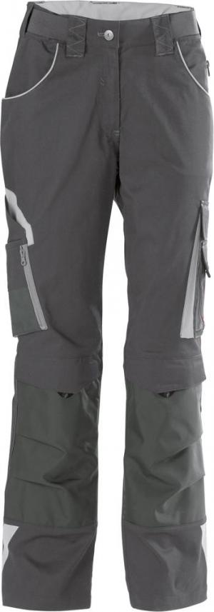 Odzież robocza FORTIS spodnie damskie 24, szare, rozmiar38 damskie