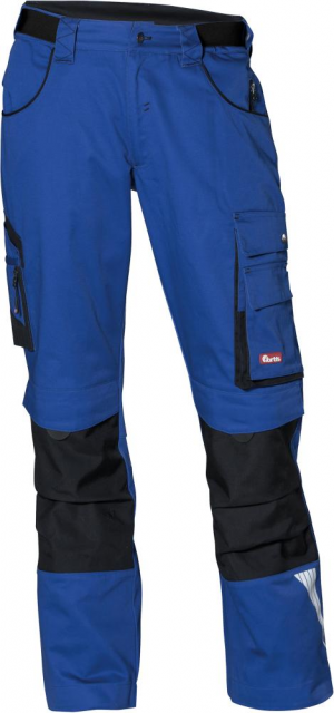 Odzież robocza FORTIS Spodnie H-band 24, niebieskie/czarne, rozmiar 34 fortis