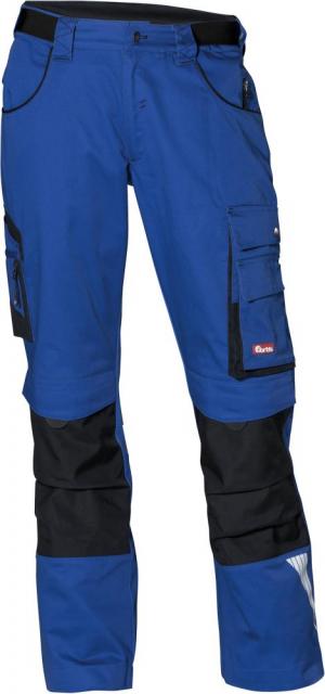 Odzież robocza FORTIS Spodnie H-band 24, niebieskie/czarne, rozmiar 52 fortis