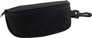 Ochrona oczu Futerał na okulary 282,150x70x70mm, czarny 282,150x70x70mm,