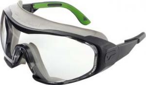 Ochrona oczu Gogle 6X1, EN166 przeciw zarysowaniom, przeciwmgielne