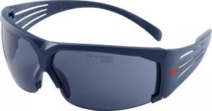 Ochrona oczu Gogle ochronne Secure Fit 602 PC, szare, SGAF