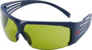 Ochrona oczu Gogle ochronne Secure Fit 617 PC, szare, IR1.7, AS