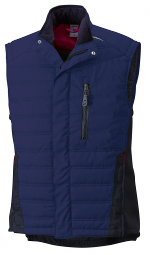 Kurtki i płaszcze Kamizelka termiczna 1986 570, rozmiar 2XL, ciemnoniebieska
