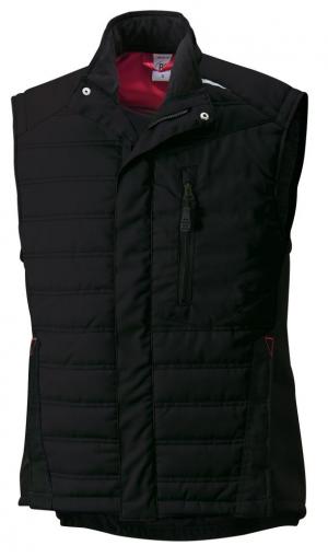 Kurtki i płaszcze Kamizelka termiczna 1986 570, rozmiar XL, czarna