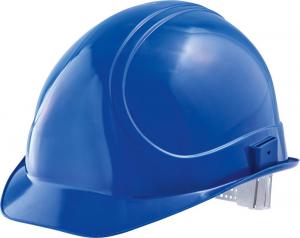 Ochrona głowy/twarzy Kask elektryczny 6, 1000 V, niebieski sygnałowy 1000,