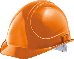 Ochrona głowy/twarzy Kask elektryczny 6, 1000 V, pomarańczowy 1000,
