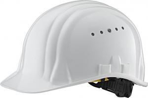 Ochrona głowy/twarzy Kask ochronny Baumeister 80/6, EN 397, biały