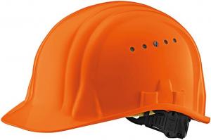 Ochrona głowy/twarzy Kask ochronny Baumeister 80/6, EN 397, pomarańczowy