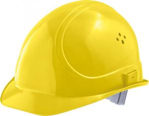 Ochrona głowy/twarzy Kask ochronny INAP Master 6, siarkowo-żółty głowy/twarzy