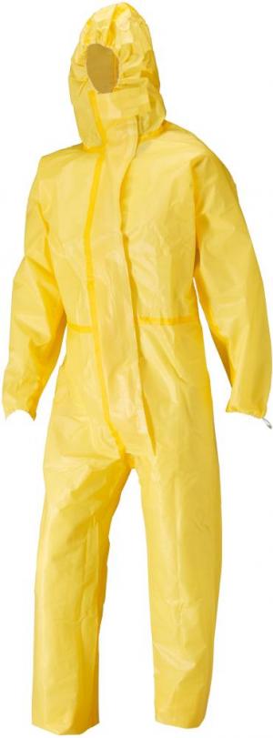 Odzież ochronna Kombinezon chroniący przed chemikaliami CoverChem, rozmiar 3XL