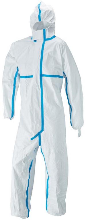 Odzież ochronna Kombinezon jednorazowy Tyvek 600 Plus, rozmiar L