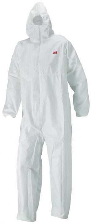 Odzież ochronna Kombinezon ochronny 4510, biały, typ 5/6, rozmiar 2XL