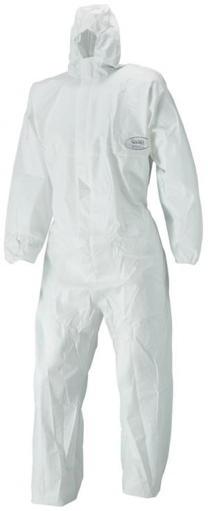 Odzież ochronna Kombinezon ochronny CoverStar, rozmiar 3XL, biały 3xl,
