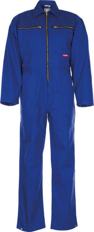 Kombinezony Kombinezon rajdowy, 100% bawełna, 290g/m kw., rozmiar 54, błękit królewski 100,