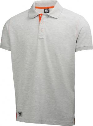 T-Shirt Koszulka polo Oxford, rozmiar XL, szaro-motylkowa koszulka