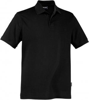T-Shirt Koszulka polo, rozmiar L, czarna czarna,