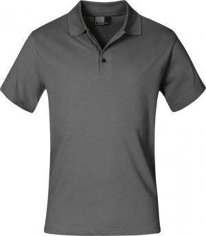 T-Shirt Koszulka polo, rozmiar M, stalowoszary koszulka