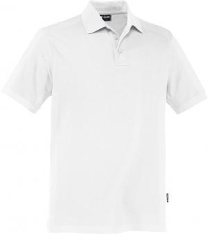 T-Shirt Koszulka polo, rozmiar S, biała biała