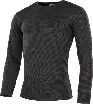 Bielizna termoaktywna Koszulka termoaktywna, długa, rozmiar S, czarna bielizna
