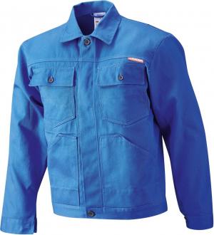 Kurtki i płaszcze Kurtka 100% bawełna, 290 g/m², rozmiar 48, błękit królewski 100,