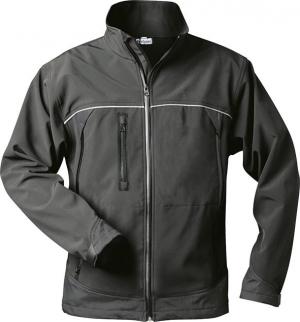 Kurtki i płaszcze Kurtka Alpha, Softshell, rozmiar XL, czarna alpha,