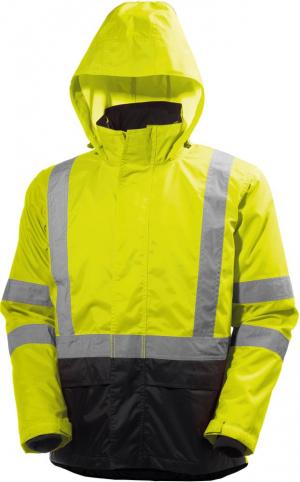 Odzież ochronna Kurtka ostrzegawcza ALTA 4in1 rozmiar L, żółta 4in1