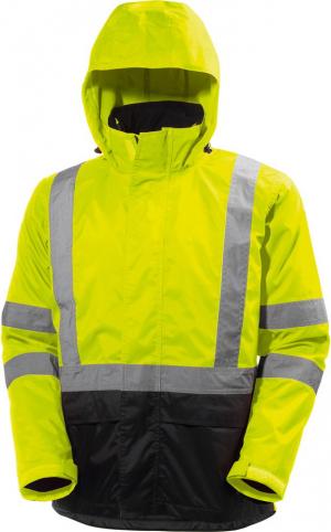 Odzież ochronna Kurtka ostrzegawcza ALTA rozmiar 2XL, żółta 2xl,