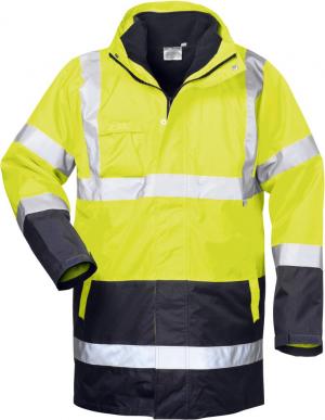 Odzież ochronna Kurtka ostrzegawcza Spencer, rozmiar M, żółty kurtka