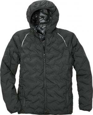 Kurtki i płaszcze Kurtka pikowana, rozmiar XL, czarna