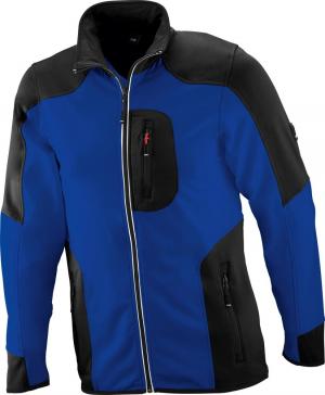 Kurtki i płaszcze Kurtka polarowa RALF, niebieski-czarny, rozmiar M kurtka