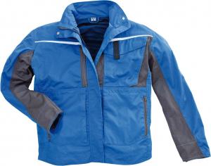 Kurtki i płaszcze Kurtka robocza Champ, rozmiar XL, niebieska/szara champ,