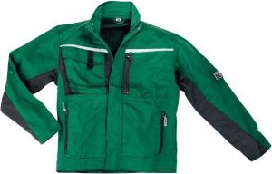 Kurtki i płaszcze Kurtka robocza Champ, rozmiar XL, zielona/szara champ,