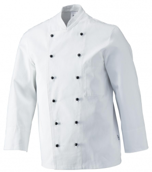 Kurtki i płaszcze Kurtka szefa kuchni 1500 130, rozmiar 56, biała