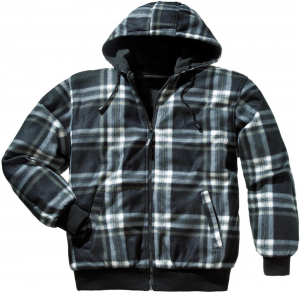Kurtki i płaszcze Kurtka termiczna dwustronna Aspen, rozmiar XL, czarna aspen,