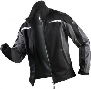 Kurtki i płaszcze Kurtka Ultrashell, czarna/antracytowa, rozmiar XL czarna/antracytowa,