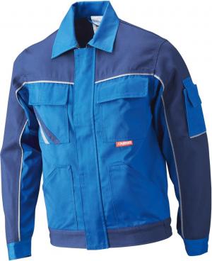 Kurtki i płaszcze Kurtka z paskiem w talii Highline, rozmiar 48, królewski błękit błękit